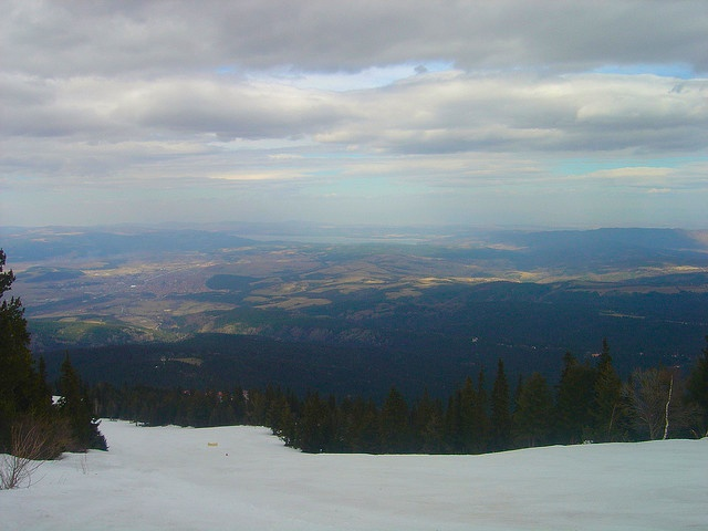 Borovets slopes