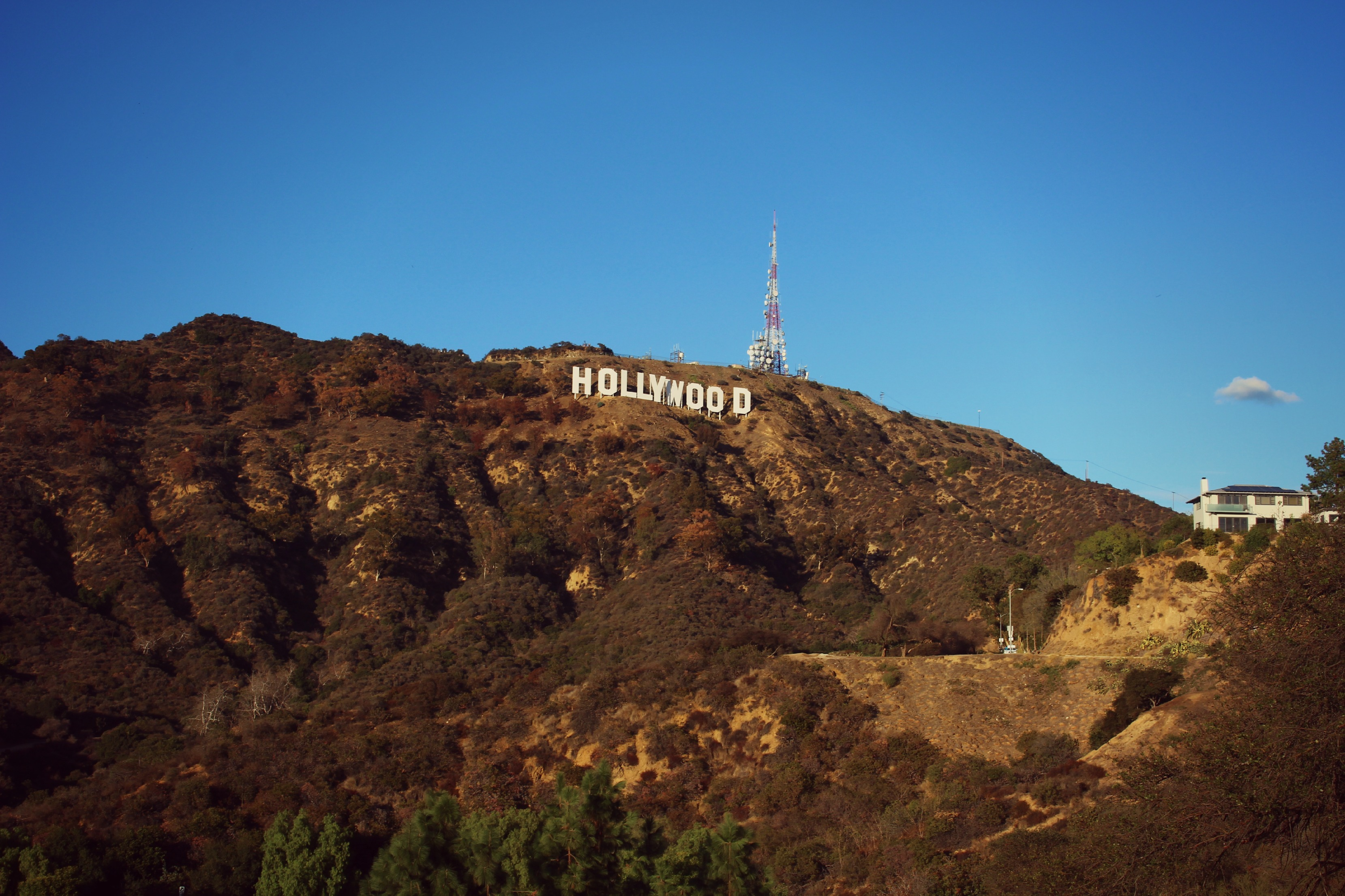 photo essay exploring los angeles a tourist bon voyage hwood