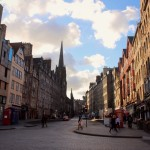 Photo Essay:  Sunshine!  In Edinburgh!  It's a real thing.