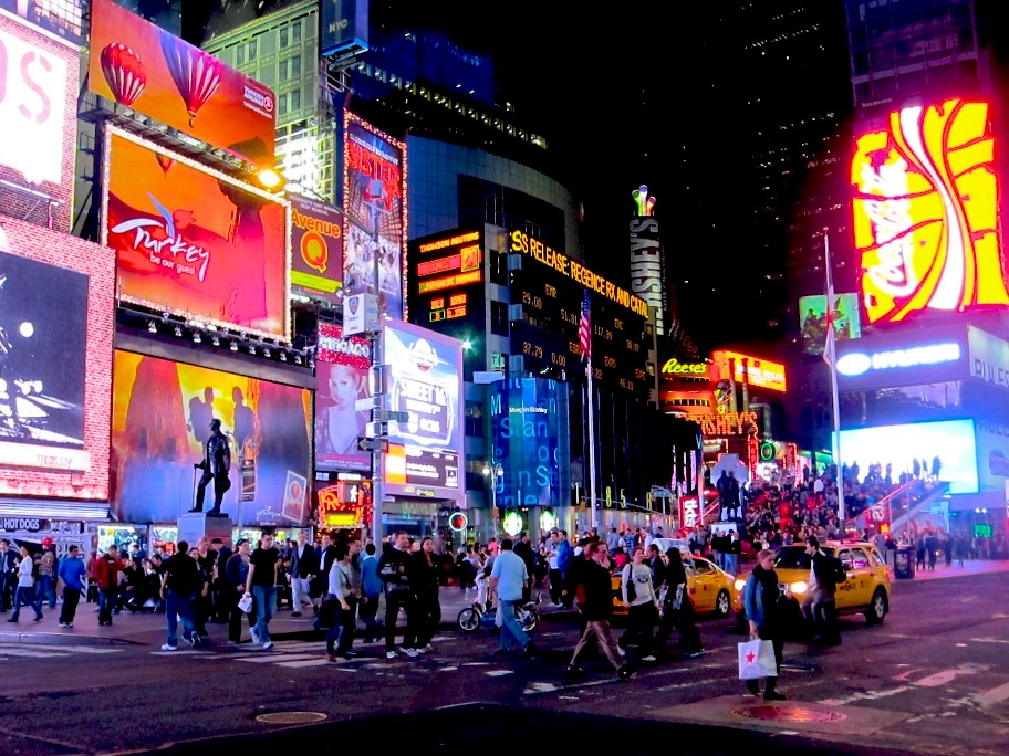 My top 5 activities for first time tourists in nyc bon for Must see attractions in new york city
