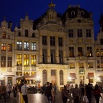 Photo Essay: An evening stroll through Brussels