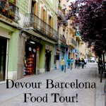 Discovering Foodie Heaven with Devour Barcelona Food Tours!