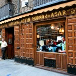 Dining at the Oldest Restaurant in The World – Madrid, Spain