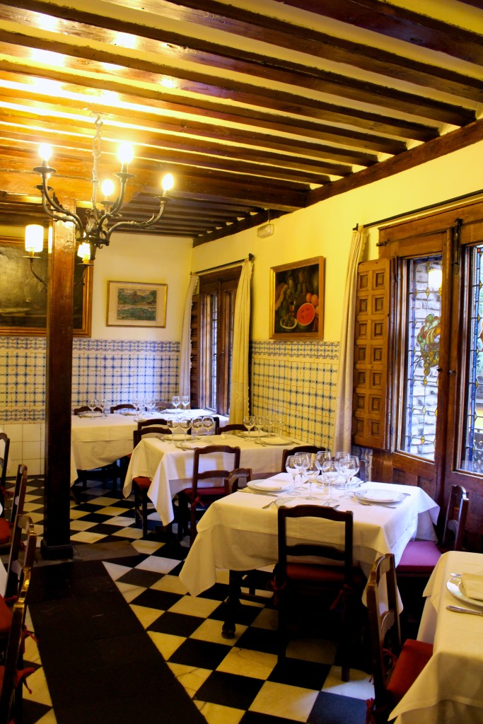 Dining At The Oldest Restaurant In The World Madrid Spain