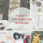 My 2015 Holiday Gift Guide for Travelers + GIVEAWAYS!