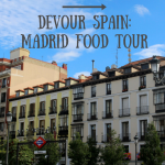 A Madrid Food Tour Review: Tapas, Taverns & History!