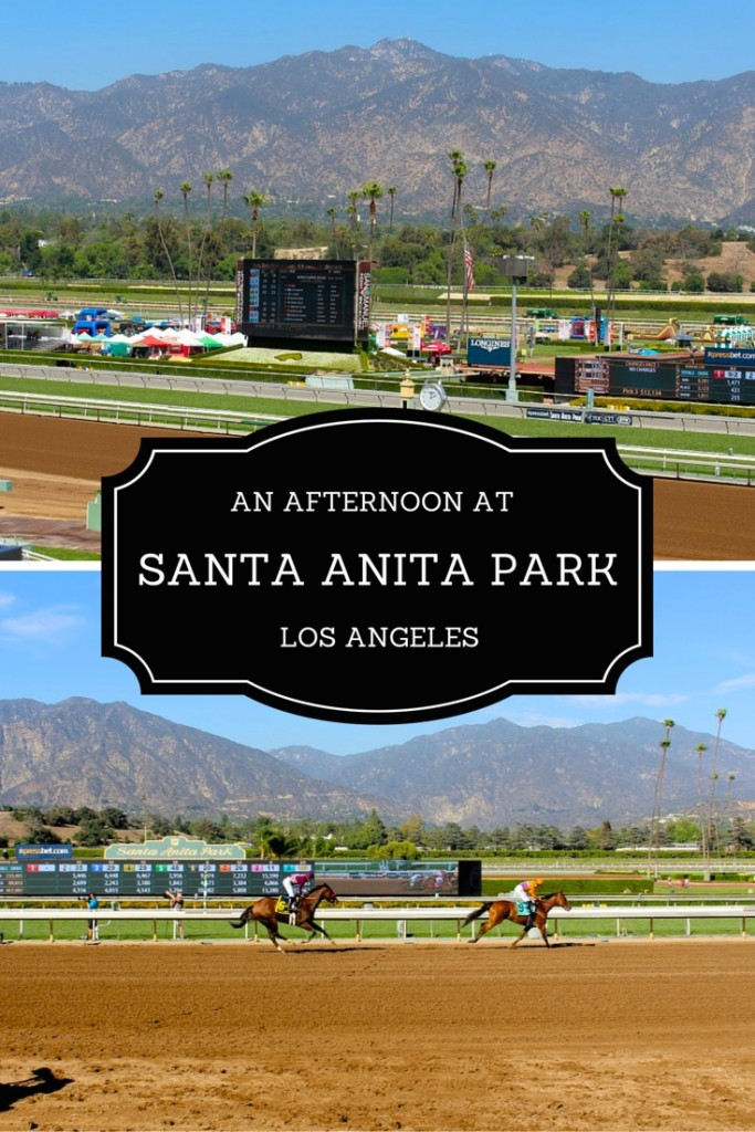 An Afternoon At Santa Anita Park La Weekly Giveaway